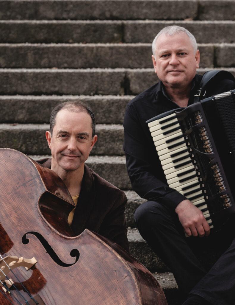 Duo Paier-Dohrmann (c) Michael Reidinger