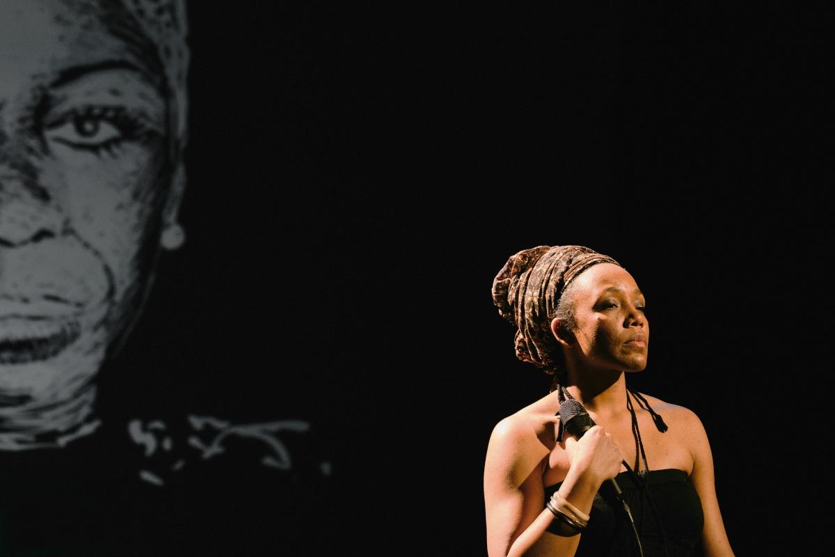 Nina Simone Projektbild 2 (c) Sven Götz